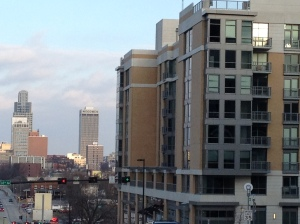 A view from Midtown.